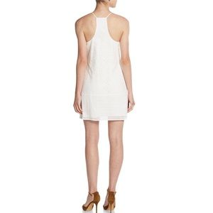NWT 1.State Eyelet Racerback Shift Dress